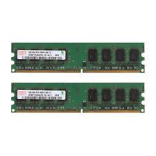 DDR2 800MHz 4GB (2x2GB) PC2-6400 240Pin UDIMM Desktop Memory Speicher