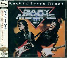 GARY MOORE Rockin' Every Night 2015 JAPAN RMST SHM CD+3  BRAND NEW GIFT PERFECT
