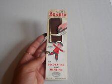 Vintage Bondex Hot Iron Tape