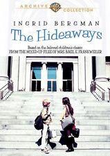 THE HIDEAWAYS (1973 Ingrid Bergman) -  Region Free DVD - Sealed