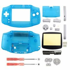 For Nintendo Gameboy Advance GBA Replacement Housing Full Shell Cover Screw Set