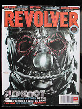 REVOLVER MAGAZINE SLIPKNOT 1 OF 10 COVERS NOV 2008 #6 SHAWN CRAHAN