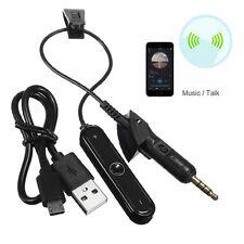 Bluetooth 4.1 Receiver Adapter Cable for QuietComfort QC15 Headphones #J