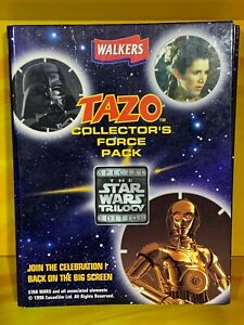 Star Wars - Tazo Collector's Force Pack (Complete)