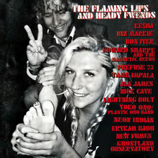 FLAMING LIPS Flaming Lips And Heady Fwends CD 13 Track (BELLACD351)  Bella Uni