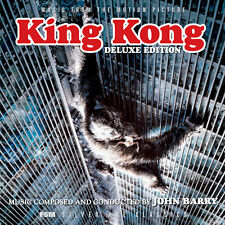 King Kong - 2 x CD Complete Score - Limited Edition - John Barry