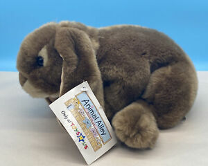 Animal Alley Bunny Rabbit 13 in Toys R Us Only Lop Ears Plush Weighted Bum