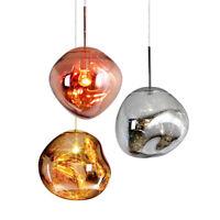Modern Nordic Melt Pendant Suspension Lamp LED Chandelier Ceiling Light Lighting
