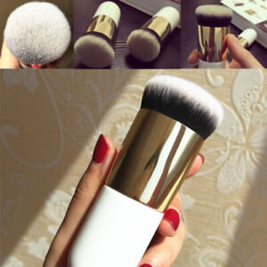 Flat Foundation Brush Soft Large Kabuki Powder Cream Blush Makeup Tool Cosmetic