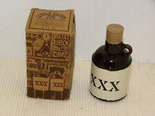 Vintage Avon Little Brown Jug 2 oz Tai Winds After Shave Nos
