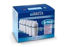 BRITA Classic Water Filter Cartridges - 6 Pack