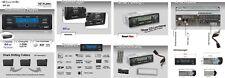 Autoradio SHARK MP69 Radio-FM MP3 USB SD EDEL MATT 4x45W ID3 mit FB. NEU, in OVP