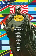 Batman: Incorporated Tpb Grant Morrison Dc Comics #1-8 & Leviathan Strikes #1 Tp