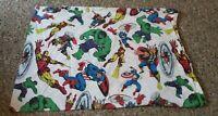 Pottery Barn Kids Marvel Comics Standard Size Pillowcase