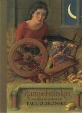 Paul O ZELINSKY, Retold and / Rumpelstiltskin Signed 1st Edition 1986
