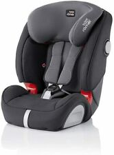 Britax Romer Evolva 123 EVOLVA Kids Child Car Seat Storm Grey Isofix Baby 9-36kg