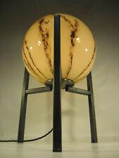 70er Jahre Stil Tischlampe 55cm Industrie Design Tischleuchte 100% Handarbeit
