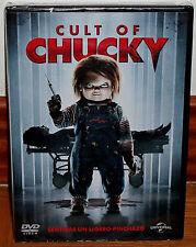 CULT OF CHUCKY DVD NUEVO PRECINTADO TERROR THRILLER (SIN ABRIR) R2