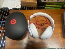 Beats by Dr. Dre Studio 3 Wireless Headphones - White / Gold - READ DESCRIPTION!