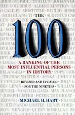 The One Hundred: A Ranking of the Most Influential Persons in History by Michael H. Hart (Paperback, 2001)