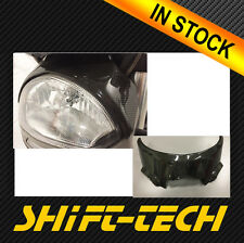 ST1687Z DUCATI  MONSTER 696 796 1100 100% CARBON FIBER UPPER HEADLIGHT COVER