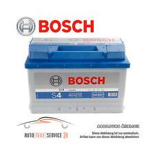 Batterie de voiture BOSCH SILVER S4 007 Démarrage 12V 72Ah Audi