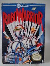 NES Spiel - RoboWarrior (mit OVP) (PAL) 10636633 Robo Warrior