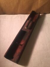 Antique 1898 Wooden Vegetable Slicer - Catawissa Manufacturing Co, PA, Mandolin