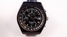 ATHOS PVD valjoux 7765 chronograph vintage watch handwinder