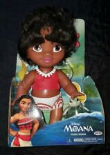 Disney's Young Moana BATH TIME ADVENTURE Doll & turtle 11 inch baby, New in box