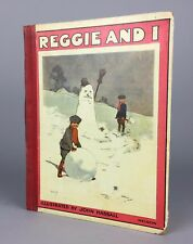 JOHN HASSALL -REGGIE AND I by EDWARD SHIRLEY- THOMAS NELSON & SON CHILDRENS BOOK