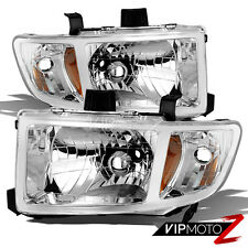 2006-2014 Honda Ridgeline PickUp Truck Ride Line LEFT RIGHT Headlights Assembly