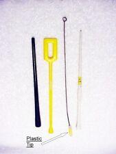 Set of 4 Vintage Stirrers   1 metal, 1 Cool Vintage, 2 plastic   $7.75   No  3