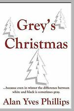 Grey's Christmas : ...because even in winter the difference between white and...