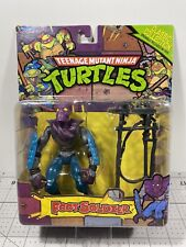 Playmates Teenage Mutant Ninja Turtles FOOT SOLDIER Classic Collection 2014 New