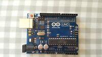 Arduino UNO R3 Atmega328p + CAVO USB per moduli, sensori e display
