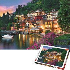 Trefl 500 Piece Jigsaw Puzzle Lake Como Italy