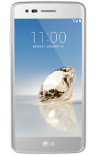 LG Aristo M210 - 16GB - Silver (T-Mobile) Smartphone