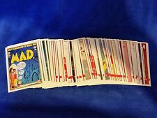 1992 Lime Rock Mad Magazine Series 1 Trading Card Set (55)