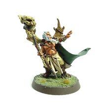 Warhammer ARMY Fantasía/edad de Sigmar Imperio Gregorio martak Pintado