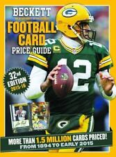 Beckett Football Card Price Guide No. 32-ExLibrary