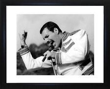 Freddie Mercury Framed Photo CP0164
