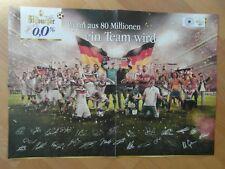 Fußball Spielplan WM 2014 vom Bitburger Bier. 56 x 40 cm, Brauerei Bitburger