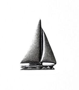 Sailboat Lapel Pin