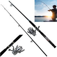 9/' CAT DADDY CATFISH ROD /& 3 BALL BEARING REEL COMBO 9 FOOT CD9070MH  FROM LEW/'S