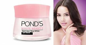 50g POND'S Ponds WHITE BEAUTY Serum Day Cream Cream Face Whitening Lightening