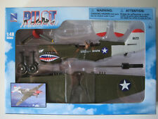 P-40 Warhawk Model Kit 1:48 New Ray