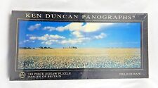 """Ken Duncan Puzzle Images of Britian  """"Field of Rape""""  748 pieces"""