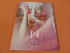 NICOLE - First Romance (1st Mini Album) CD w/PHOTO CARD (Sealed) $2.99 Ship KARA