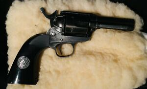 Ace In The Hole SINGLE ACTION  WEATHERED CO2 .177 BB/Pellet Gun REVOLVER
